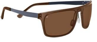 Serengeti Ferrara Sunglasses ( Frame Polar Phd Cpg Lens)