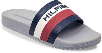 Tommy Hilfiger Raj Stripe Slide Sandal - Men's