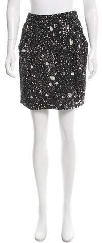 3.1 Phillip Lim3.1 Phillip Lim Printed Mini Skirt