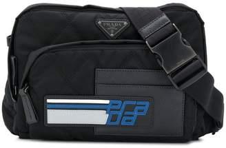 Prada quilted belt bag