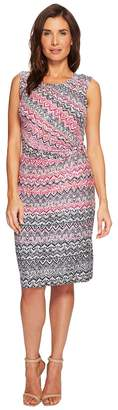 Nic+Zoe Spiced Up Twist Dress Women's Dress