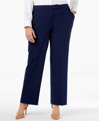 Kasper Plus Size Carly Trouser Pants