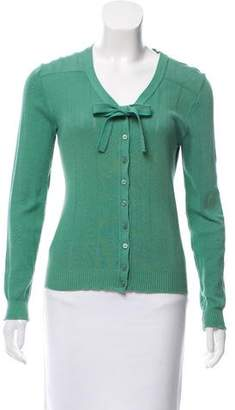 Marc by Marc Jacobs Long Sleeve Cardigan