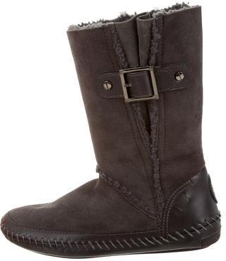 Tory BurchTory Burch Shearling Boho Boots