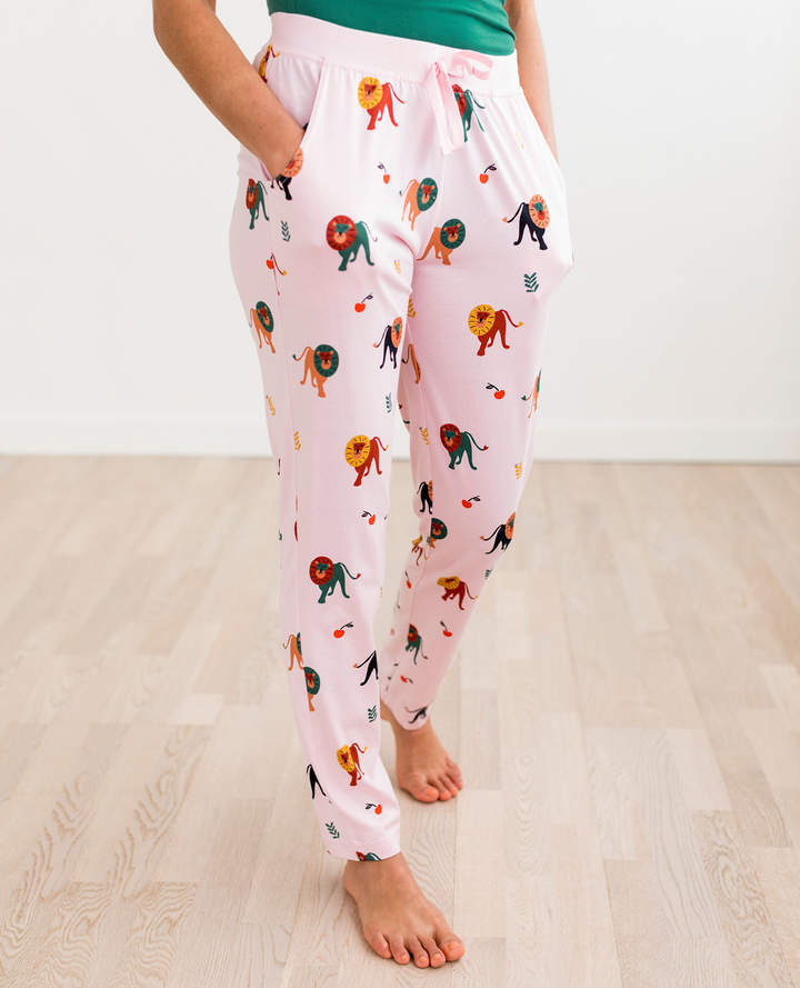 Women's Relaxed PJ Pant In Pima Cotton