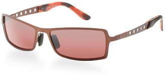 Maui Jim Polarized Sunglasses, 228 Shark Pit