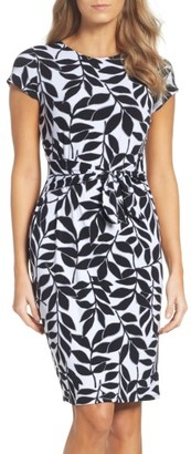 Women's Leota Taylor Sheath Dress $118 thestylecure.com