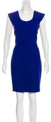Robert Rodriguez Sleeveless Knee-Length Dress