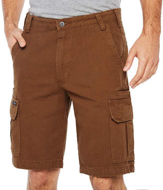 Smith Workwear Mens Mid Rise Cargo Short
