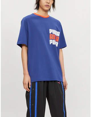 Puma x ADER ERROR cotton-jersey T-shirt