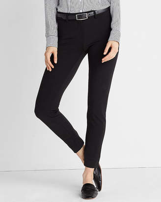Express Petite Mid Rise Extreme Stretch Skinny Pant