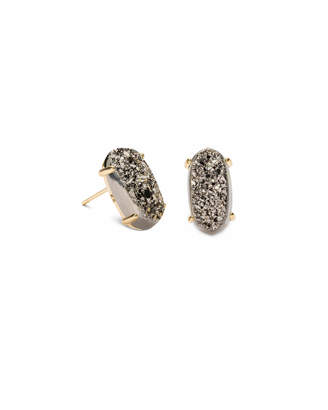Kendra Scott Betty Stud Earrings in Gold