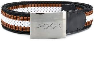 Ermenegildo Zegna XXX elastic braided belt