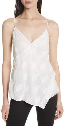 Theory C2.Co Crossover Camisole