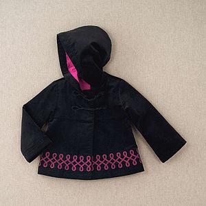 Vindehella Velvet Jacket