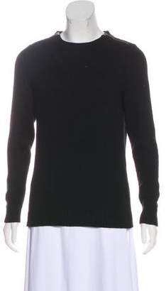 Barbara Bui Cashmere Scoop Neck Sweater