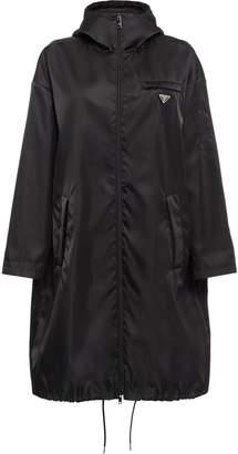 Prada Nylon gabardine raincoat