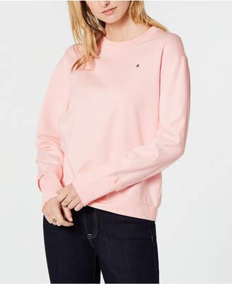 Tommy Hilfiger Smocked-Detail Sweatshirt