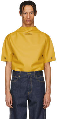 Calvin Klein Yellow Rubber T-Shirt