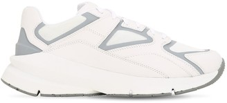 Ua Forge 96 Leather Sneakers