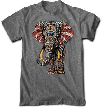 Riot Society Ornate Elephant Mens T-Shirt