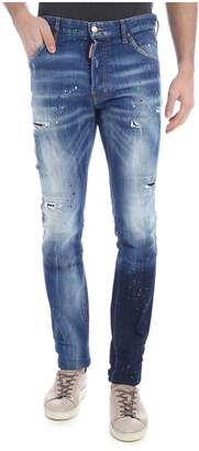 DSQUARED2 Destroyed Cool Guy Jeans
