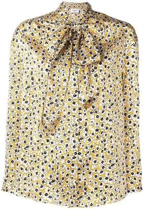 Dondup all-over print shirt