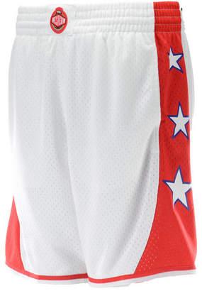 Mitchell & Ness Men Nba All Star 2004 Swingman Shorts