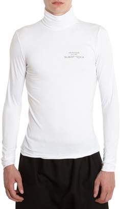 Raf Simons Substance Viscose T-shirt