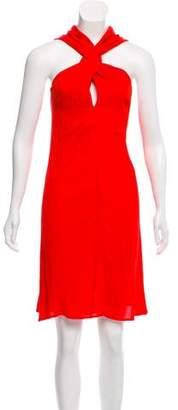 Heidi Merrick Sleeveless Mini Dress w/ Tags