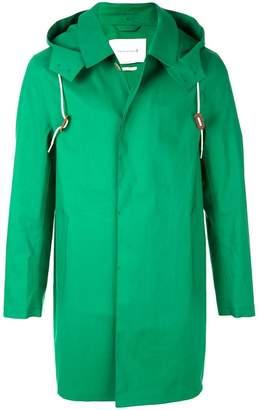 MACKINTOSH classic fitted raincoat