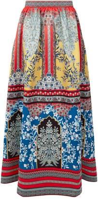 Alice + Olivia Tina Maxi Skirt