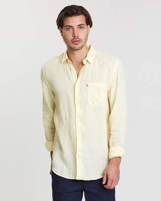 Newport Linen Shirt