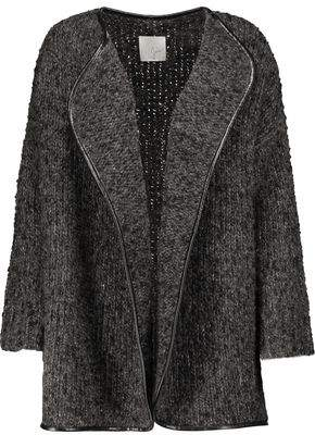 Joie Misae Bouclé-Knit Wool-Blend Jacket