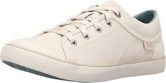 Teva Women's W Freewheel Washed Canvas Sneaker