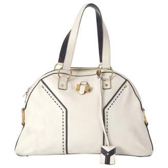 "Saint Laurent ""Muse"" leather handbag"