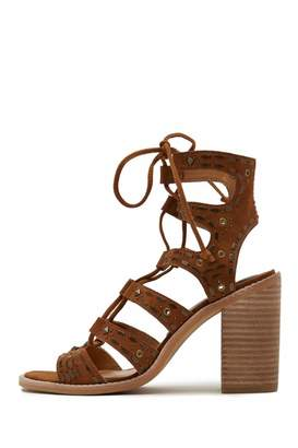 Dolce Vita Boho Lace-Up Heels