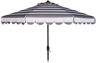 Safavieh 9' Ramona Crank Umbrella