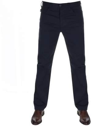 e981183ce7a7 Giorgio Armani Emporio J21 Regular Fit Stretch Jeans Navy