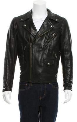 Yigal Azrouel Leather Moto Jacket