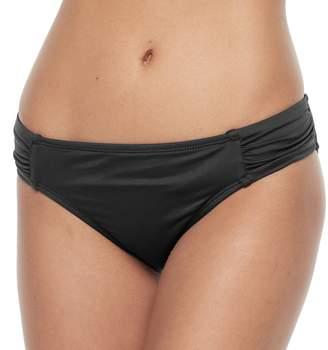 Apt. 9 Women's Solid Sash Bikini Bottoms