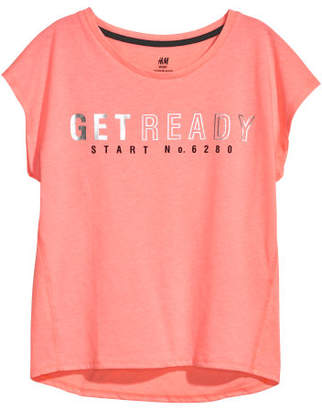 H&M Sports Top - Pink