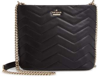 Kate Spade Reese Park - Ellery Leather Crossbody Bag