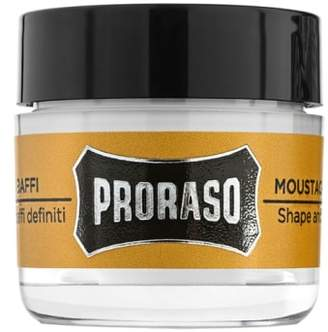 Proraso Men's Grooming Mustache Wax