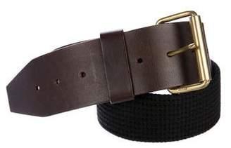 Gucci Buckle Waist Belt