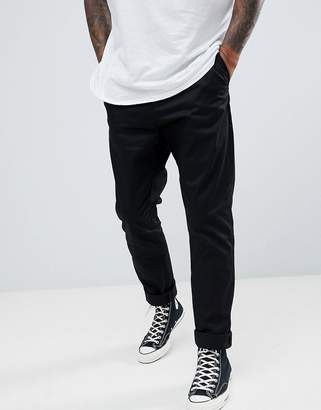 Weekday Forest Chinos Black