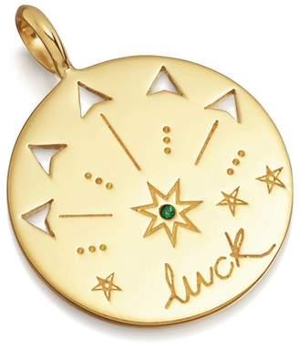 Missoma Amulet Luck Talisman 18kt Gold Vermeil Charm