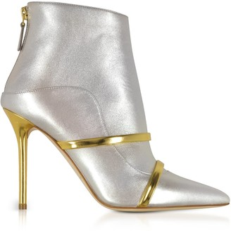 Malone Souliers Madison 100 Metallic Nappa Leather Boots