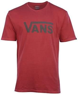 Vans Mens Classic Logo Graphic T-Shirt (, M)