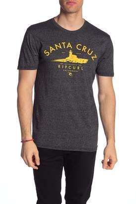 Rip Curl Surf City Short Sleeve Standard Fit Tee